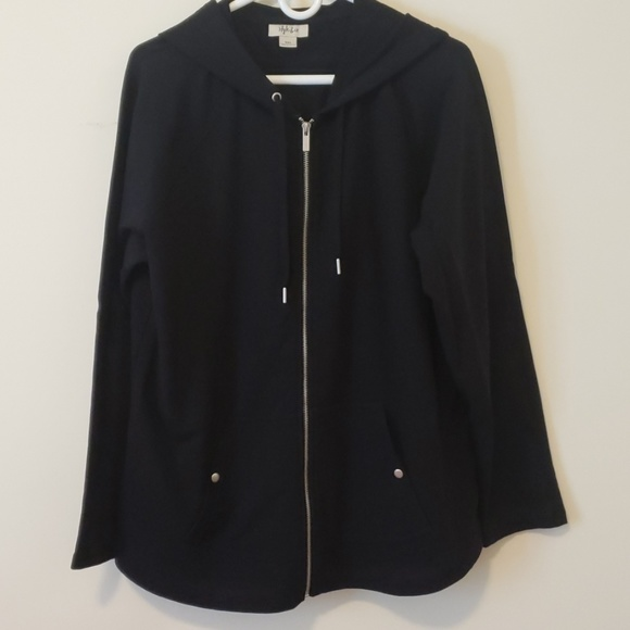 Style & Co Jackets & Blazers - Style & Co. Hoodie